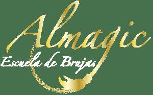 Logo escuela de brujas Almagic