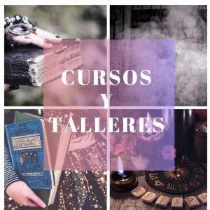 CURSOS Y TALLERES Escuela de Brujas Almagic