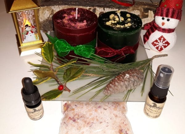 kit Vela Navidad